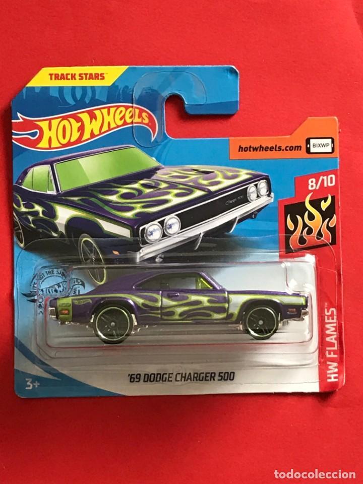 Hot Wheels 2020   ´69 DODGE CHARGER 500    189//250   NEU/&OVP