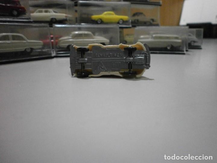 Coches a escala: antiguo miniaturas eko spain h0 renault 4 cv muy buen estado de los primeros? - Foto 2 - 216417246