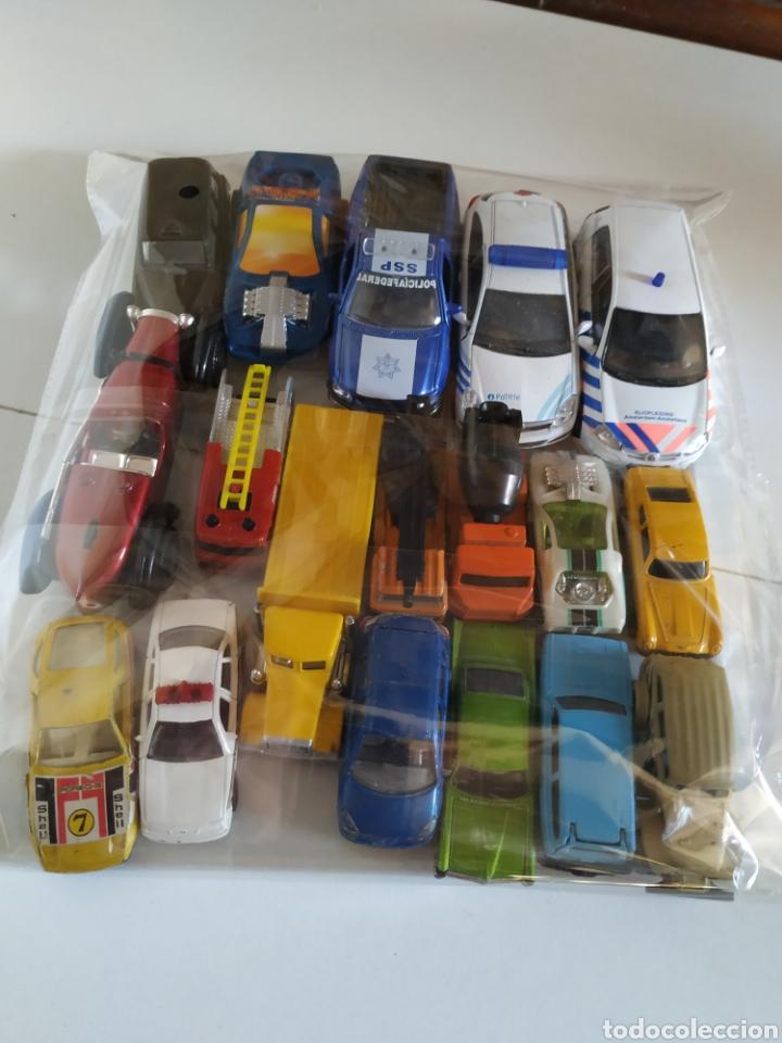 Coches a escala: Lote 18 coches - Foto 13 - 216555138