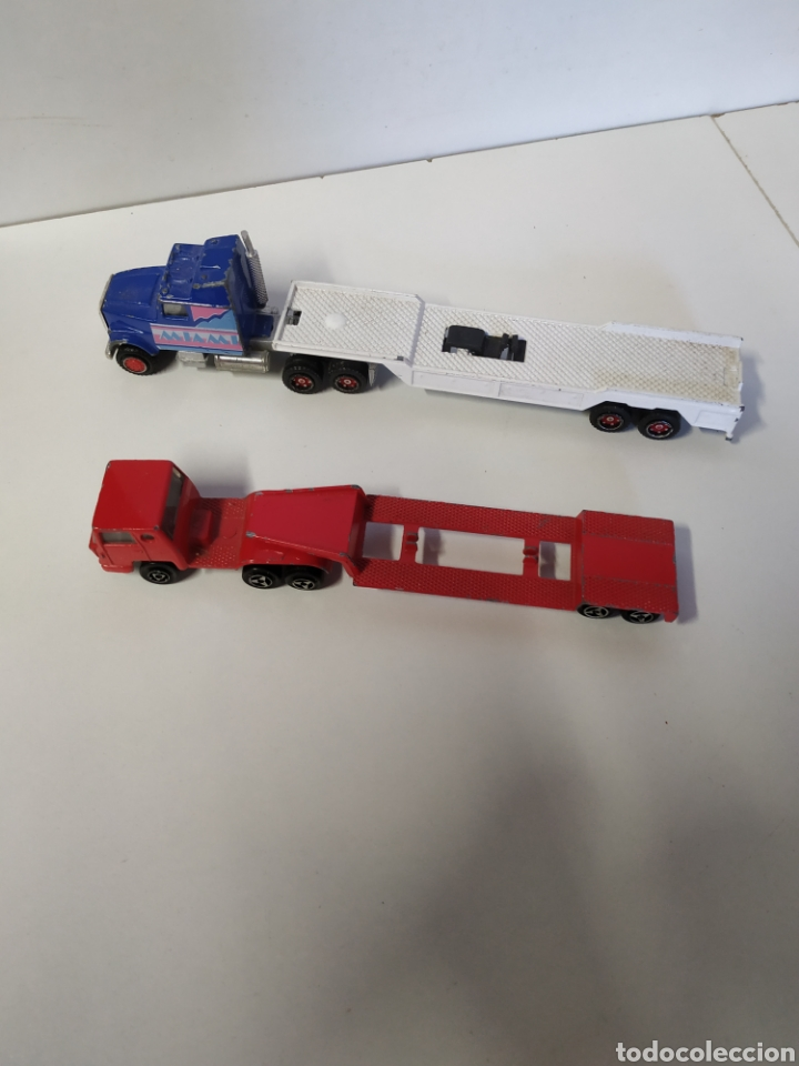 Coches a escala: 15 vehículos majorette - Foto 4 - 216556786