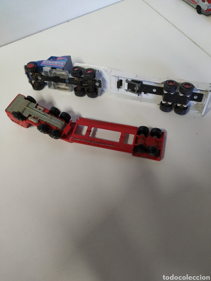 Coches a escala: 15 vehículos majorette - Foto 5 - 216556786