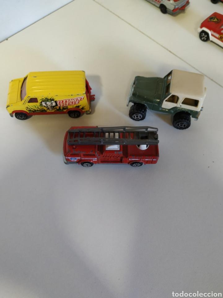 Coches a escala: 15 vehículos majorette - Foto 6 - 216556786