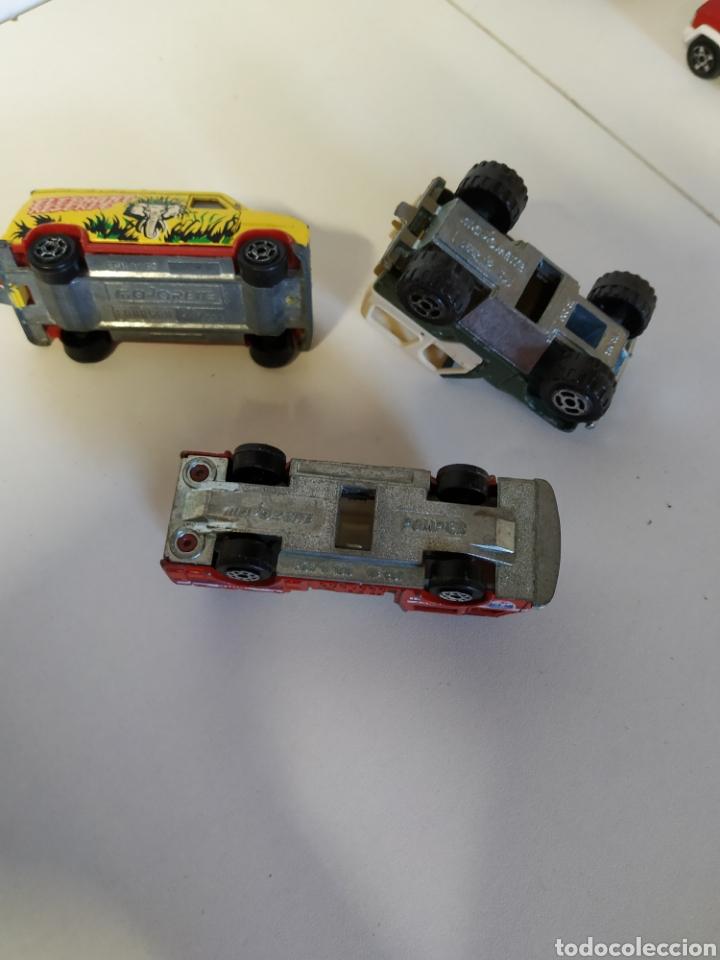 Coches a escala: 15 vehículos majorette - Foto 7 - 216556786