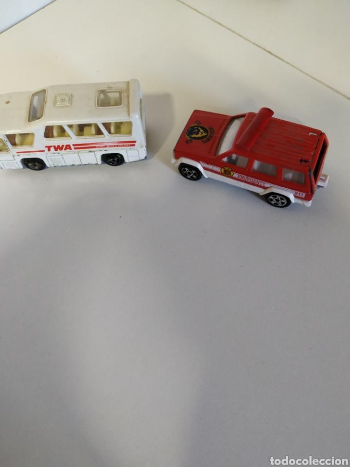 Coches a escala: 15 vehículos majorette - Foto 8 - 216556786