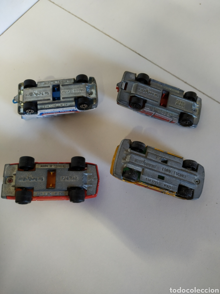 Coches a escala: 15 vehículos majorette - Foto 11 - 216556786