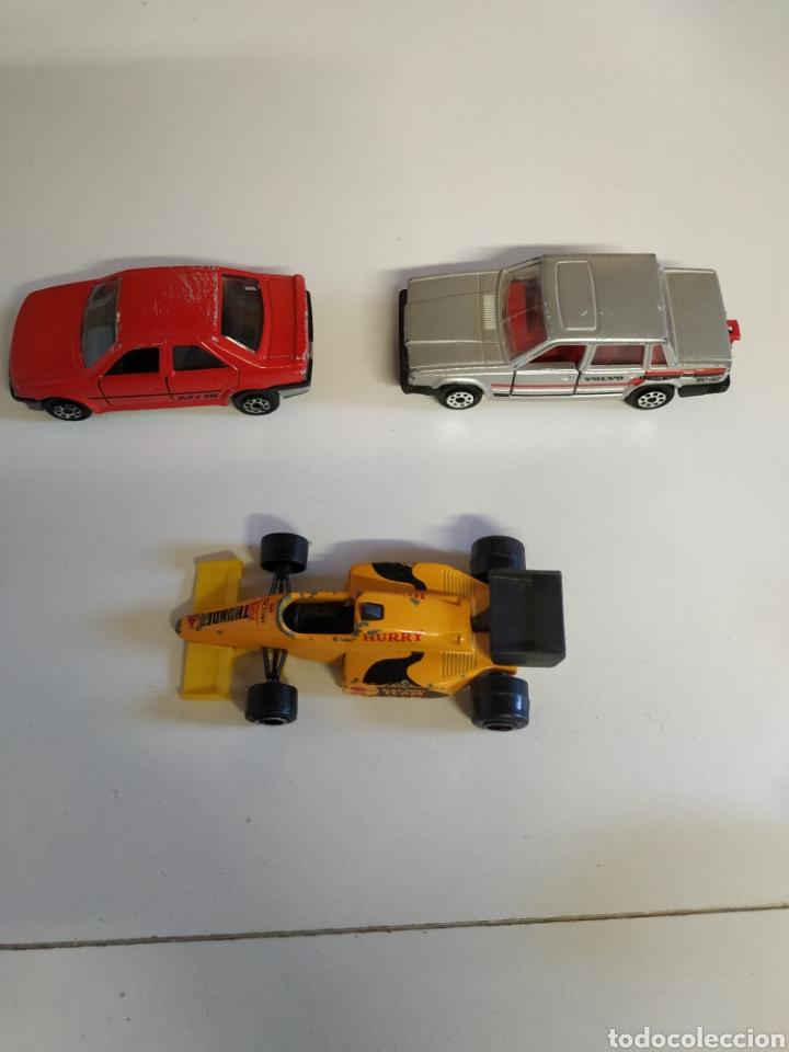 Coches a escala: 15 vehículos majorette - Foto 12 - 216556786