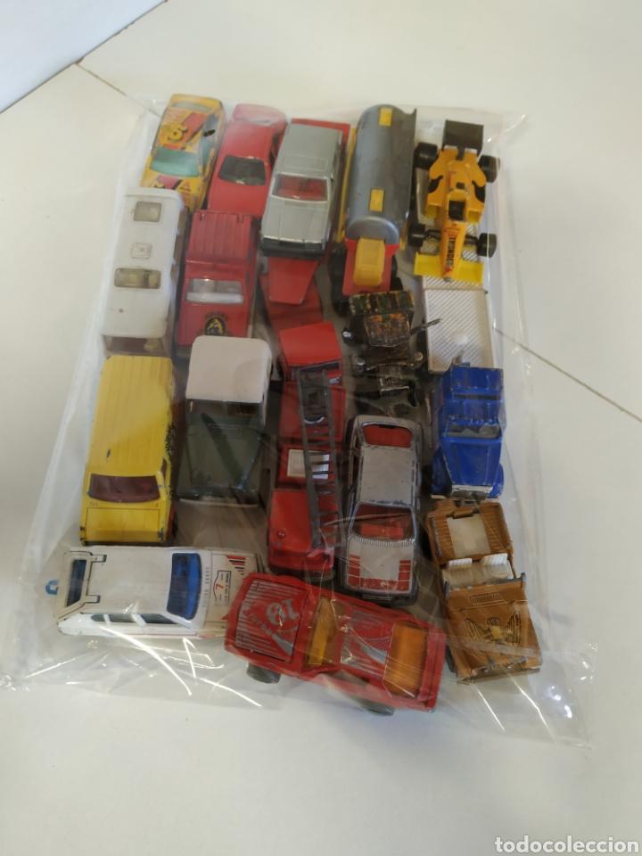 Coches a escala: 15 vehículos majorette - Foto 14 - 216556786