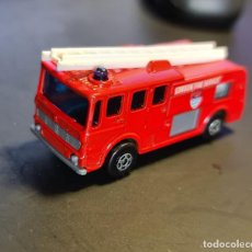Coches a escala: MATCHBOX N 35 MERRYWHEATHER FIRE ENGINE - MATCHBOX. Lote 216870388
