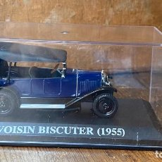 Coches a escala: VOISIN BISCUTER 1955. Lote 216870745