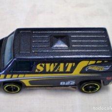 Coches a escala: HOTWHEELS - SWAT. Lote 277822333