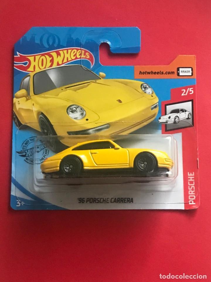 Hot Wheels 2020 ´96 Porsche Carrera  PORSCHE 2//5 1:64