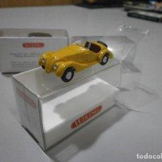 Coches a escala: COCHE WIKING H0 1:87 BMW 328 PERFECTO ESTADO. Lote 217888681