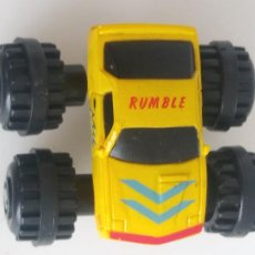 Coches a escala: MICRO MACHINES MONSTER TRUCK RUMBLES. Lote 218237141