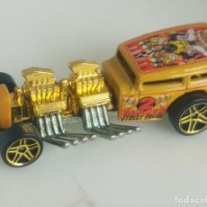 Coches a escala: PINTEREST HOT WHEELS DIE CAST WAY 2 FAST SIDE SHOW 1996   HOT WHEELS. Lote 218250030
