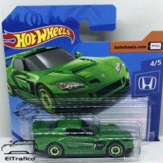 Carros em escala: HOT WHEELS HONDA S2000 VERDE, 1:64 HOTWHEELS 2020 // (HWV01). Lote 219309125