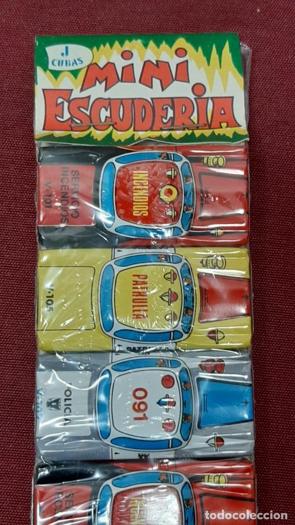 Coches a escala: BLISTER 6 MINI COCHES DE CUBAS - Foto 4 - 219362388