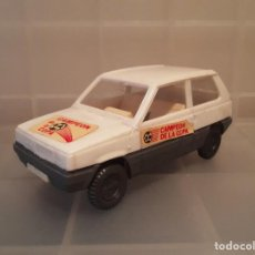 Coches a escala: SEAT PANDA 45 PLASTICOS ALBACETE CAMPEON DE COPA MADE IN SPAIN COCHE A ESCALA. Lote 219981455