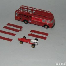Carros em escala: FIAT 642 RN2 BARTOLETTI CAMIÓN DE TRANSPORTE FERRARI, 1957 ESC. 1:87 *H0* SERIE PICCOLO DE SCHUCO. Lote 220350717