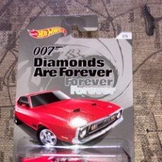 Coches a escala: HOTWHEELS 007 2/5 DIAMONDS ARE FOREVER. Lote 220572692