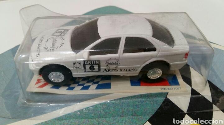 Coches a escala: ARTIN BMW M3. NUEVO EN BLISTER. RACING SET. COCHE SIMILAR SCALEXTRIC. REF 4752F. SLOT CAR. - Foto 2 - 220672121