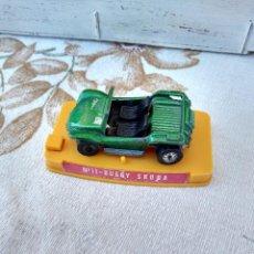 Carros em escala: BUGGY SKODA Nº 11 GUISVAL. Lote 220742325