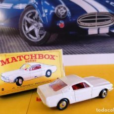 Coches a escala: FORD MUSTANG COOPE AÑOS 70 MATCHBOX BAY LESNEY.ATENCION!!!. Lote 220775558