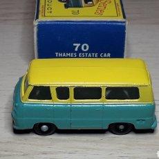 Coches a escala: FORD THAMES STATE CAR REF. 70, METAL ESC. 1/75. LESNEY MATCHBOX ENGLAND, ORIGINAL AÑO 1959.. Lote 220798500