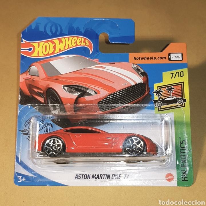 Etb Hot Wheels Aston Martin One 77 7 10 Hw Kaufen Modellautos In Anderen Maßstäben In Todocoleccion 220877466