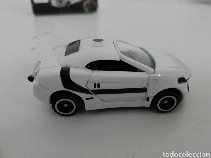 Coches a escala: STAR CARS -FIRST ORDER STORMTROOPER- TOMICA - STAR WARS - SC 07- MADE VIETNAM- TOMY TAKARA- 1/64 ap - Foto 6 - 221272203
