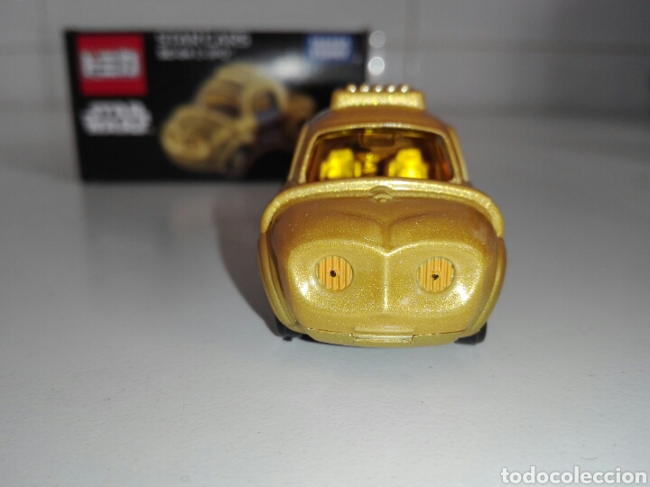 Coches a escala: STAR CARS- C-3PO- STAR WARS - TOMICA- MADE VIETNAM- 1/64@prox - TOMY TAKARA- SC 04- - Foto 7 - 221275868