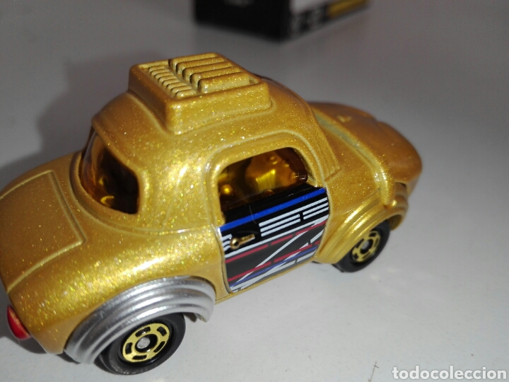 Coches a escala: STAR CARS- C-3PO- STAR WARS - TOMICA- MADE VIETNAM- 1/64@prox - TOMY TAKARA- SC 04- - Foto 11 - 221275868