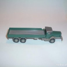 Coches a escala: WIKING, 1/87, CAMION MERCEDES.. Lote 221463650