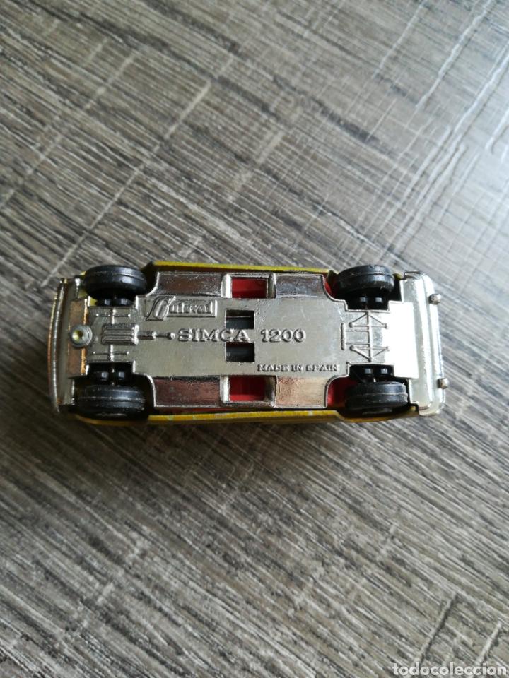 Coches a escala: Simca 1200 guisval sin puertas - Foto 4 - 221666262