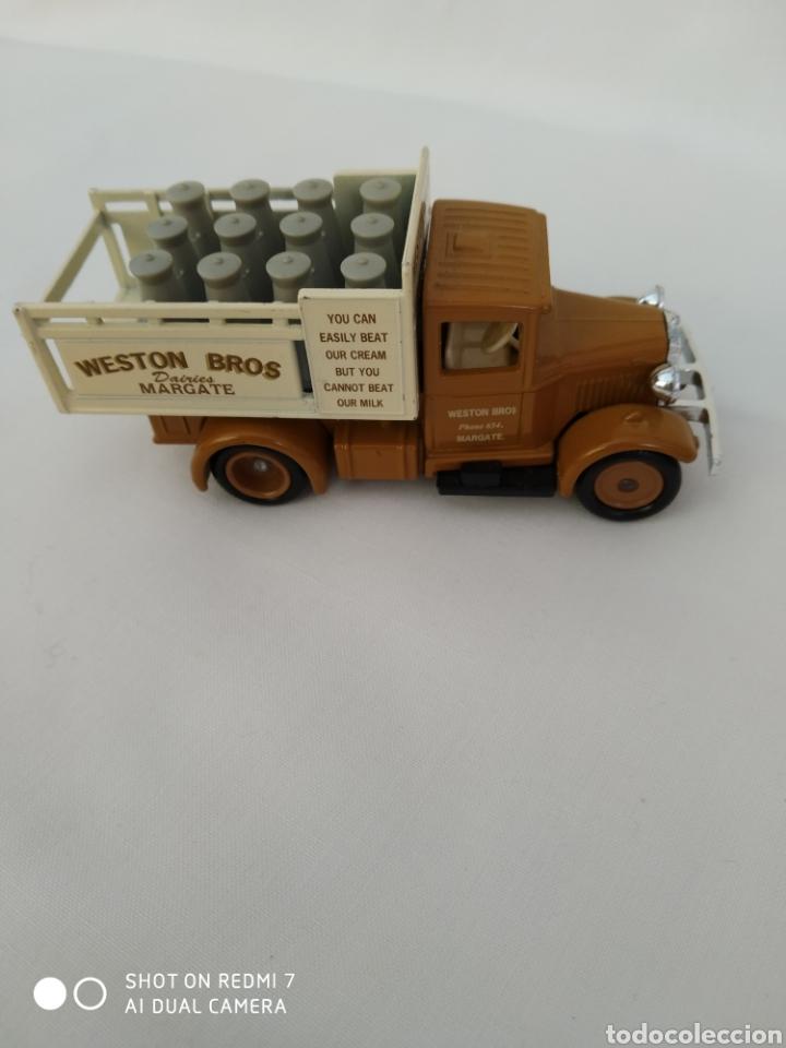 Coches a escala: 6x vehiculos de transporte Britanicos - Foto 2 - 221667446