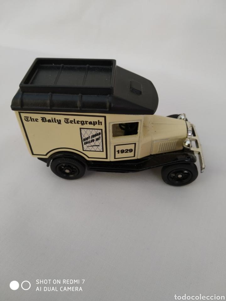 Coches a escala: 6x vehiculos de transporte Britanicos - Foto 4 - 221667446