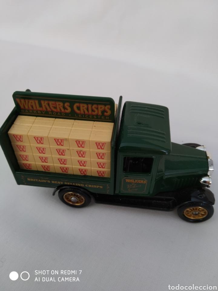 Coches a escala: 6x vehiculos de transporte Britanicos - Foto 5 - 221667446