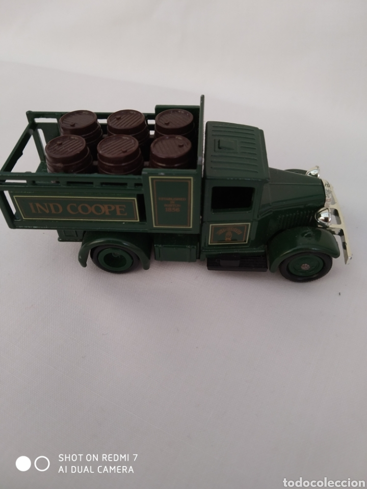 Coches a escala: 6x vehiculos de transporte Britanicos - Foto 6 - 221667446