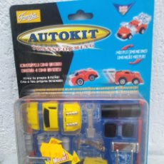 Coches a escala: BLISTER AUTOKIT MICROMACHINES - FAMOSA. Lote 221678895