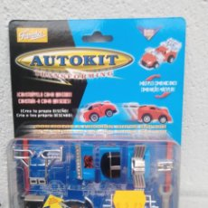 Coches a escala: BLISTER AUTOKIT MICROMACHINES - FAMOSA. Lote 221678997