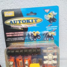 Coches a escala: BLISTER AUTOKIT MICROMACHINES - FAMOSA. Lote 221679056