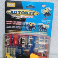 Coches a escala: BLISTER AUTOKIT MICROMACHINES - FAMOSA. Lote 221679096