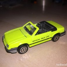 Coches a escala: FORD MUSTANG CONVERTIBLE MAJORETTE. Lote 221699407