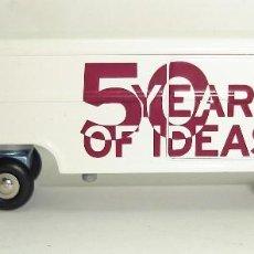 Coches a escala: CAMION MERCEDES 50 YEARS OF IDEAS SCHUCO PICCOLO ESCALA 1:90. Lote 221943507
