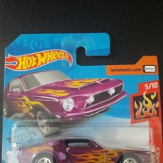 Coches a escala: HOT WHEELS '68 SHELBY GT500. Lote 222010722