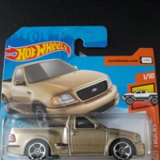 Coches a escala: HOT WHEELS '99 FORD F-150 SVT LIGHTNING. Lote 222012201