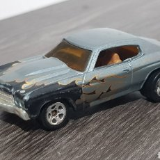 Coches a escala: HOTWEELS CHEVELLE. Lote 222042048