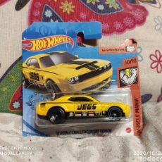 Coches a escala: HOTWHEELS: '18 DODGE CHALLENGER SRT DEMON (MUSCLE MANIA). Lote 222078410