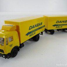 Coches a escala: CAMION HERPA 1:87. Lote 222129613