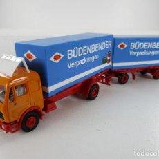Coches a escala: CAMION HERPA 1:87. Lote 222129642