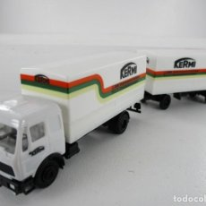 Coches a escala: CAMION HERPA 1:87. Lote 222129690